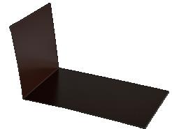 Планка примыкания верхняя 250*147, полиэстер