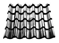 Монтеррей Полиэстер Стандарт 0.45 мм Чёрный янтарь в Ачинске