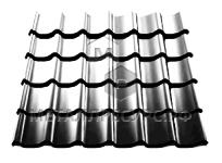 Макси Полиэстер Стандарт 0.45 мм Сигнальный серый в Ачинске
