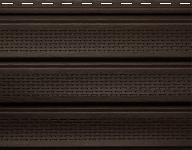 Сайдинг Софит Перфорированный Полимер 0.50 мм Транспортный красный в Ачинске