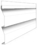 Сайдинг п/э 0.45 мм Сигнальный серый в Ачинске