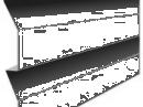Сайдинг п/э 0.45 мм Слоновая кость