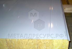 Стеновая сэндвич-панель с базальтовым утеплителем в Томске